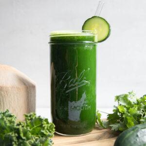 Coconut Green Juice