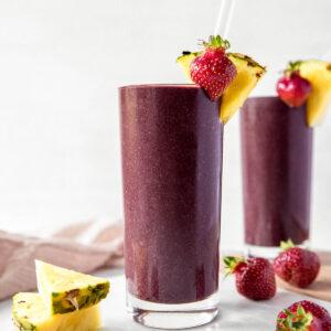 Acai Antioxidant Smoothie